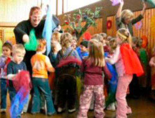 Neuer Kids Club Kurs ab Februar