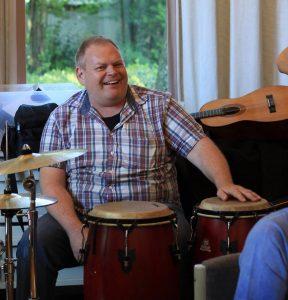 Gemeinsam Musizieren mit Billy T.