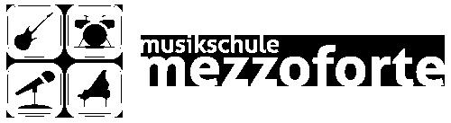 Musikschule Mezzoforte Logo