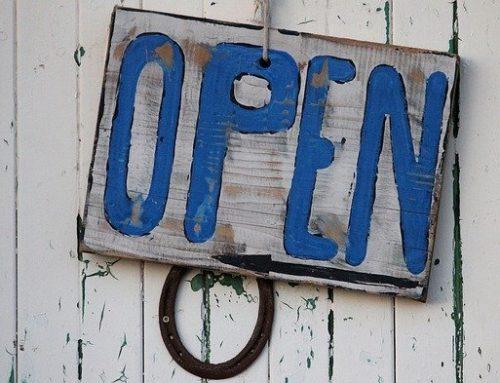 Ab 4. Mai wieder geöffnet!